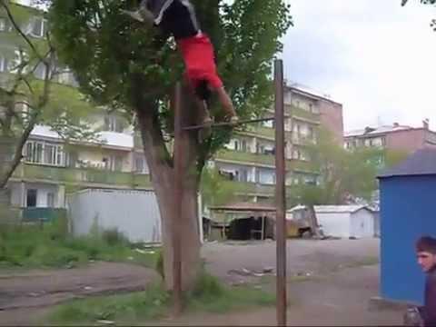 Artur Harutyunyan / Video Report  2009-2011 (Street Workout Armenia)