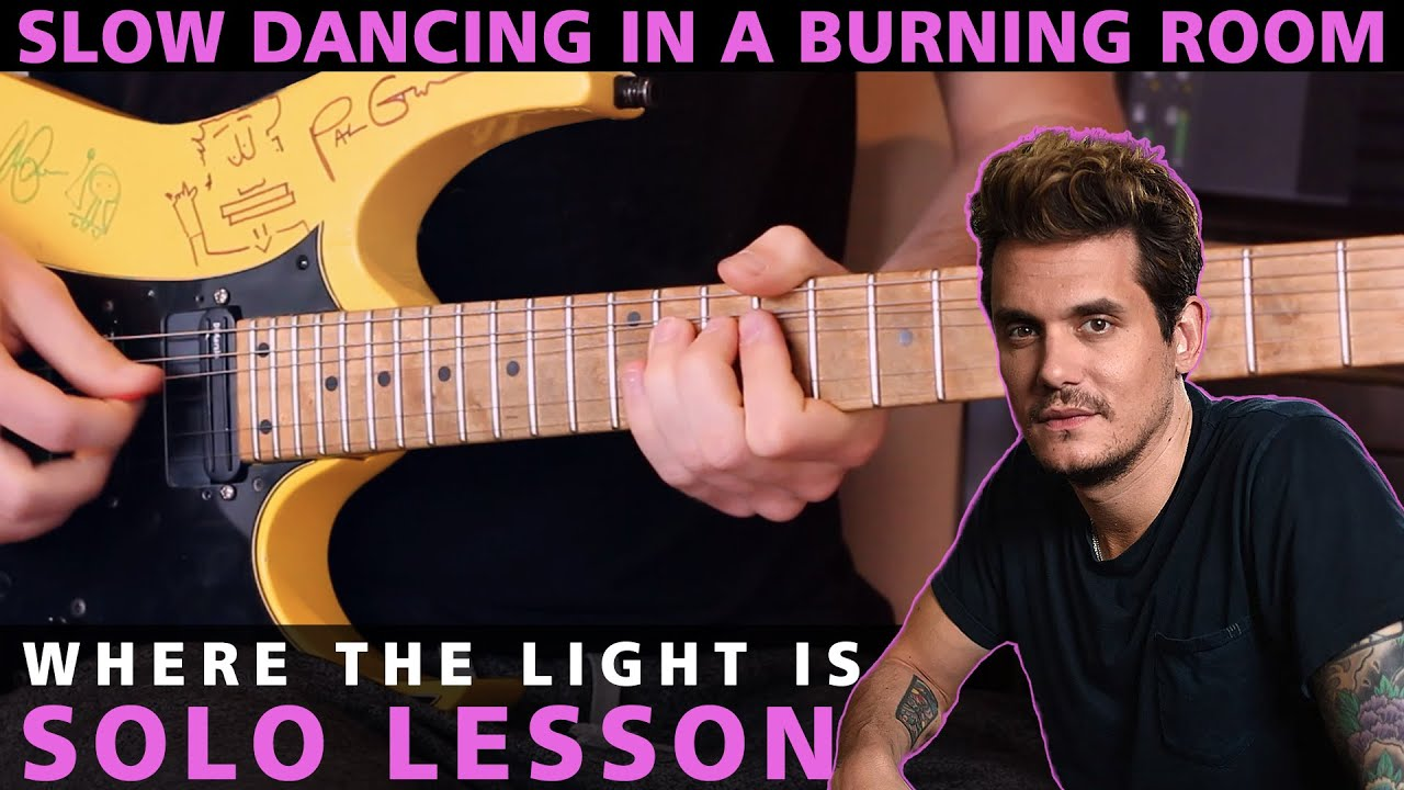 slow dancing in a burning room live la lesson