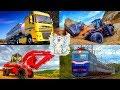 Изучаем транспорт для детей. Обучающее видео для мальчиков