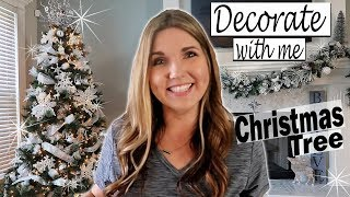 DECORATE WITH ME - CHRISTMAS TREE 2018 - CHRISTMAS TREE ON A BUDGET