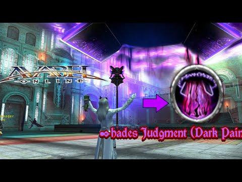 Avabel Online Magician : Dark Pain Ex Skill 😱😱