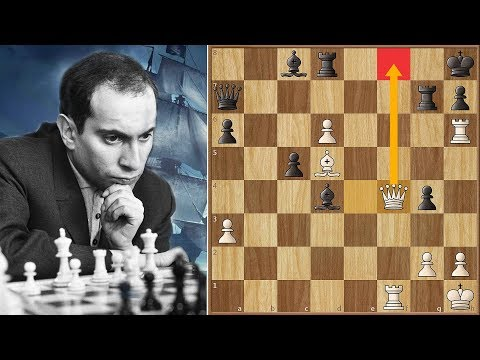 Mikhail Tal goes All Pirate On Smyslov || Meet The Pirate Of Latvia