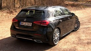 2019 Mercedes A 180d (116 HP) TEST DRIVE