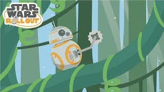 BB-8 and the Jungle Adventure - Chapter 1 | Star Wars Roll Out