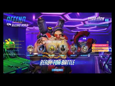"""Overwatch """"good Match This One."""""""