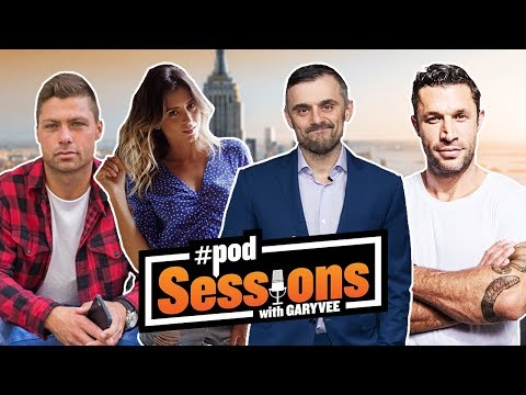 Anastasia Ashley, Aubrey Marcus, & Rob Pannell | The Rewards of Self-Belief | #podSessions 6