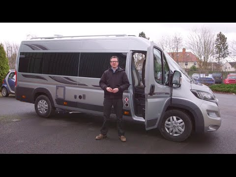 The Practical Motorhome Auto-Sleeper Fairford review
