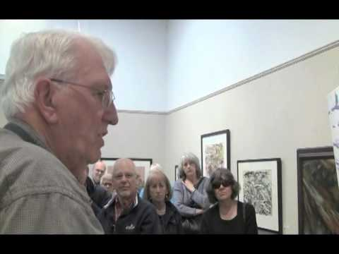 Arts Journal Gallery Talk #1   Mark Clarke