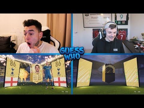 WHAT HAVE YOU DONE 😱 GUESS WHO FIFA vs ROSSI 🔥 (GUESS WHO PACKS)