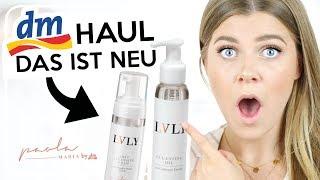 NEUER dm Haul Juli 2018 🛍 NEU im Sortiment: Kosmetik, Pflege… | Coco