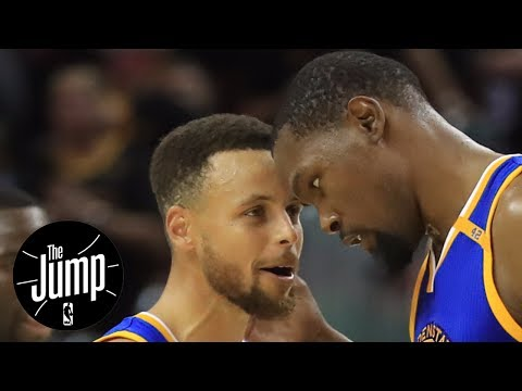Warriors Need More Rings Before Joining G.O.A.T. Conversation | The Jump | ESPN