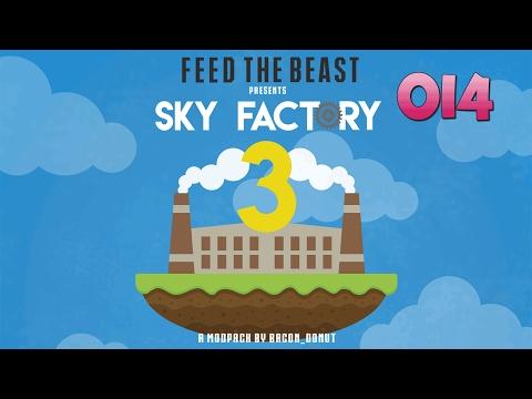 SkyFactory 3 [014] Endlich wir fliegen – Simply Jetpacks 2