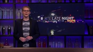 De Headlines van maandag 16 november 2015 - RTL LATE NIGHT