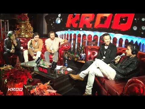 Stryker interviews Kings of Leon at KROQ Almost Acoustic Christmas 2016