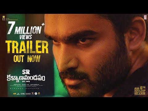 SR Kalyanamandapam Trailer   Kiran Abbavaram, Priyanka Jawalkar   Sridhar Gade   Chaitan Bharadwaj