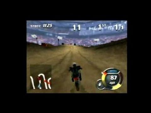 Top Gear Hyperbike Nintendo 64 Gameplay