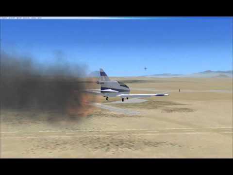 Bede-Homebuild BD-5 Engine fire