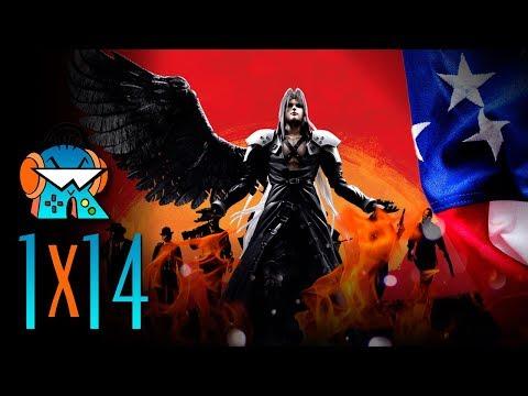 Reconectados 1x14: Dissidia Final Fantasy NT, Red Dead Redemption 2, Lost Sphear