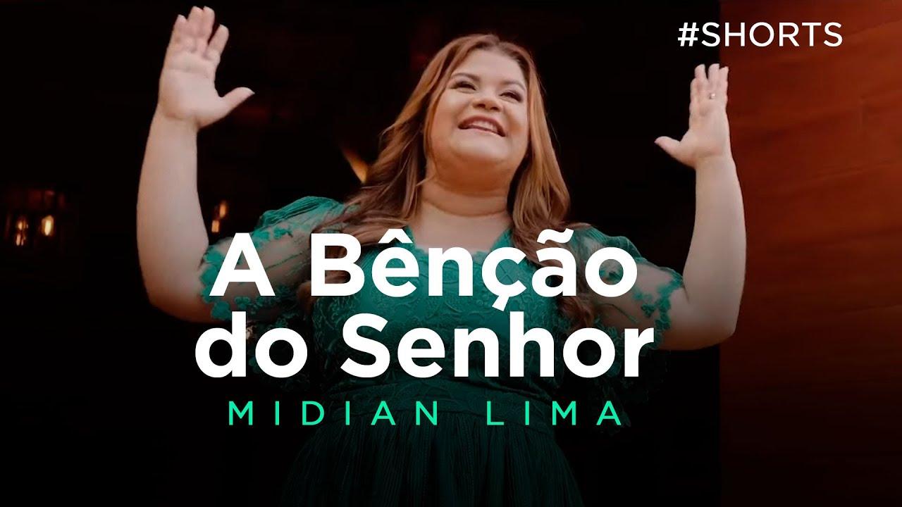 Midian Lima - A Bênção do Senhor | #Shorts