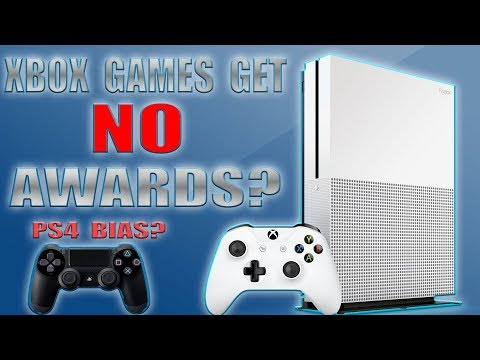 Xbox Fans Are LIVID That No Xbox One Games Are Nominated For The Game Awards! PS4 Bias Is Real!?