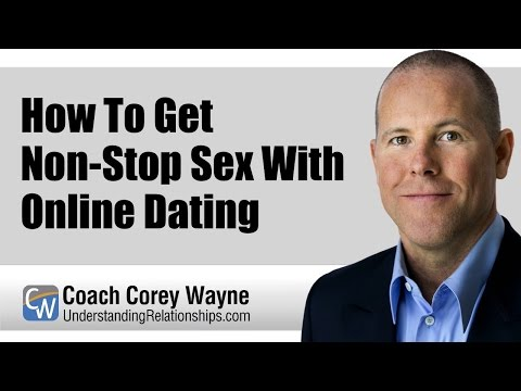 How To Get Non-Stop Sex With Online Dating