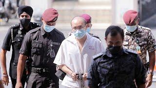 Alvin Goh dituduh terima RM2.14 juta hasil aktiviti haram