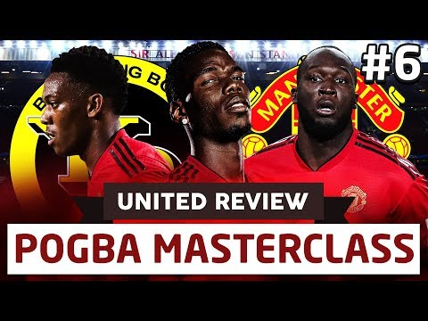 Pogba Masterclass! Young Boys 0-3 Manchester United | Champions League | United Review |
