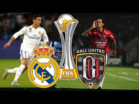 Bali United Vs Real Madrid Fifa Club World Cup  Gameplay Indonesia Ps