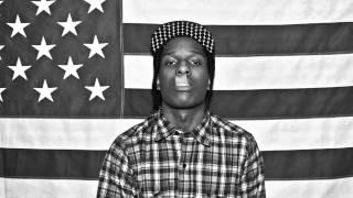 A$AP Rocky feat  Aston Matthews & Joey Fatts - R Cali