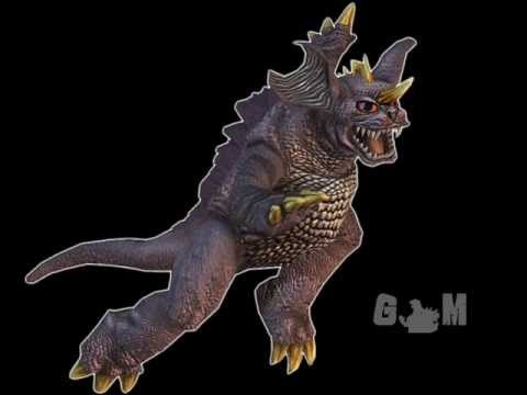 baragon godzilla unleashed - photo #2