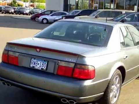 2003 Cadillac Seville Sts Youtube