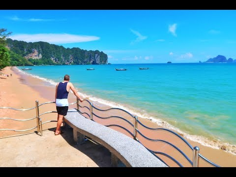 AO NANG BEACH KRABI - BEST BEACH IN KRABI