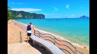 AO NANG BEACH KRABI - BEST BEACH IN KRABI
