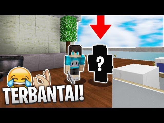 NGEBANTAI ANAK SANS SMP !? ???? | Minecraft Muldel Mystery