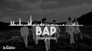 Video BAP - Honeymoon (Audio) download MP3, 3GP, MP4, WEBM, AVI, FLV Agustus 2018