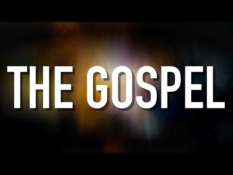 The Gospel - [Lyric Video] Ryan Stevenson