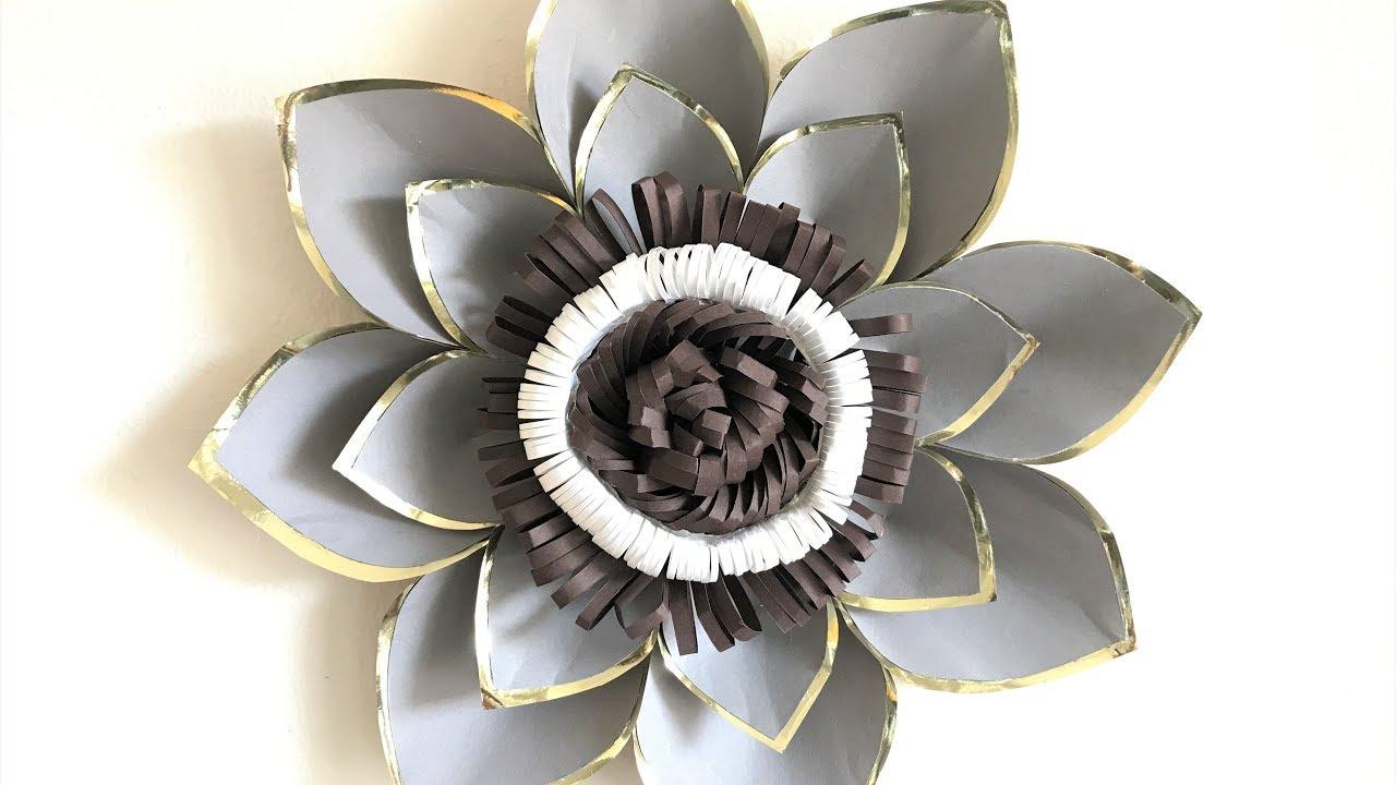 Large Paper Flower For Interior Decoration Diy Giant Paper Flower