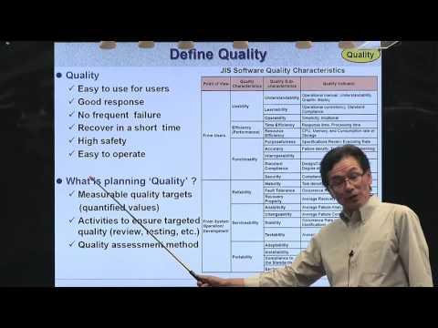 Define Quality (2-003)