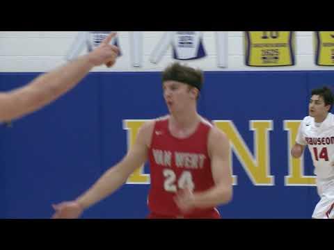 Van Wert vs Wauseon Boys Basketball