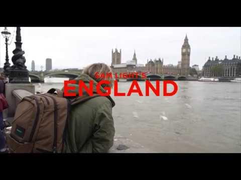 Slingshot Kiteboarding: Sam Light's England
