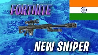 Fortnite Live Stream | New Sniper | Happy Independence Day | Tournament Announced