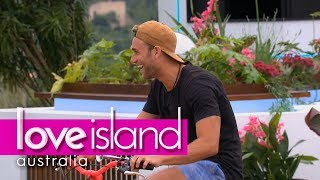 Secrets are exposed on the bike of truth | Love Island Australia 2018
