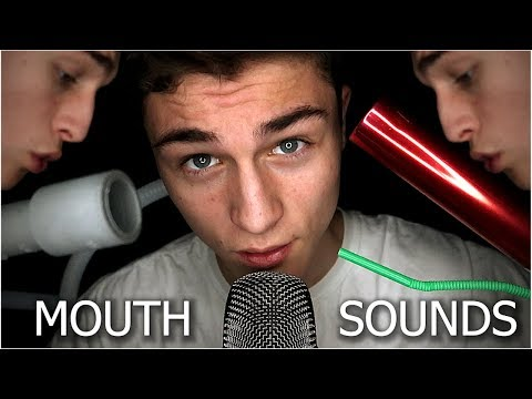 ASMR My BEST Mouth Sounds Video Yet...