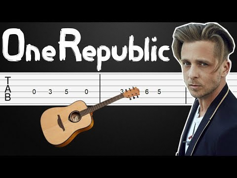 Counting Stars - OneRepublic Guitar Tabs, Guitar Tutorial, Guitar Lesson