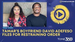 #BreakingNews Tamar Braxton's Boyfriend Files For Restraining Order Against Singer
