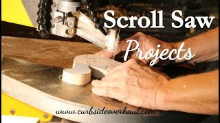 The scroll saw is a great woodworking tool to help you make intricate designs and take your woodworking projects to the next level.