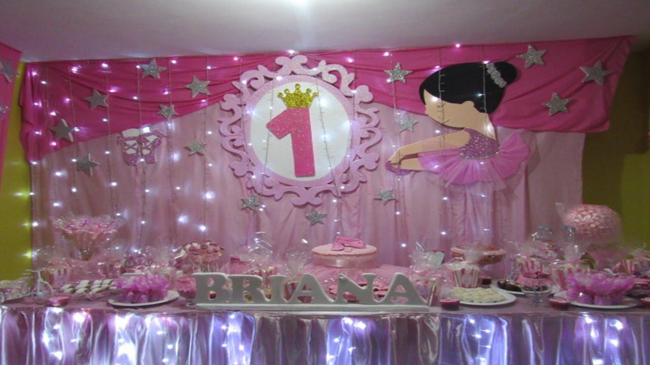 decoracion cumple