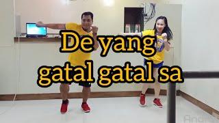 De yang gatal gatal sa - Bukan Pho(Rawi Beat Remix) - dance fitness