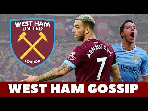West Ham Gossip | Arnautovic | Nasri | Rice | Ogbonna | Irons United