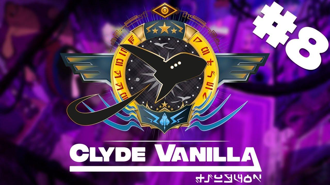 Clyde Vanilla #8 – Le Client est Roi